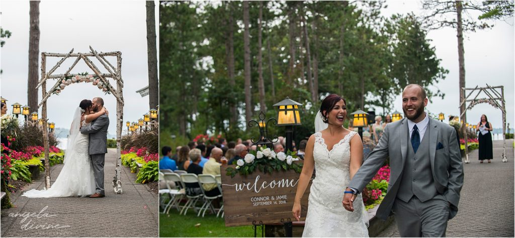 Grand View Lodge Wedding Ceremony Vows