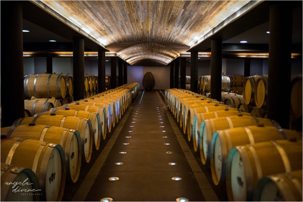 Santiago Chile - Lapostolle Winery