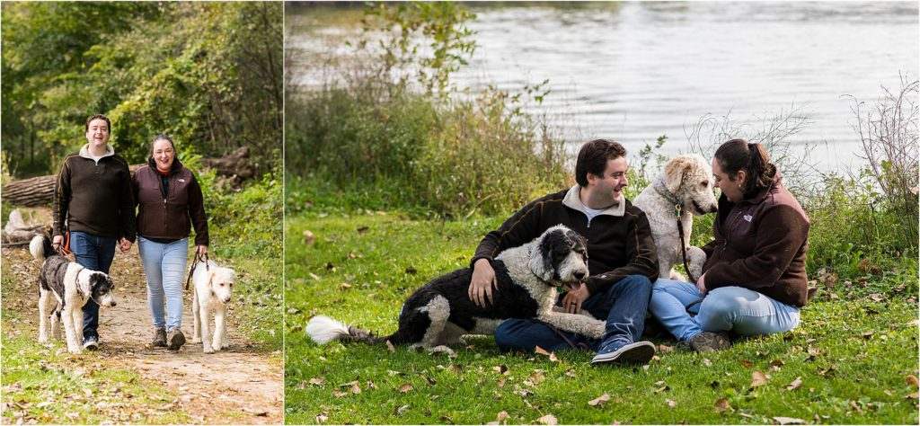 Minneapolis pet photographer- Fur is my family project - Milo and Olive