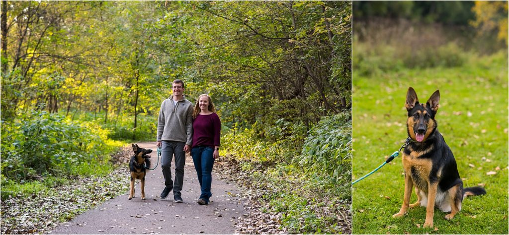 MiMinneapolis pet photographer - fur is my family project - Ruby Shelby and Alex